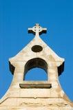 kyrktornsten royaltyfri fotografi