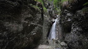 Kysel gorge in Slovensky raj National park , Slovakia Stock Photography