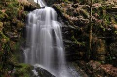 Kysovicky vattenfall Royaltyfri Foto