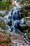 Kysovicky-Wasserfall Stockbilder
