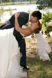 kyss Royaltyfria Foton