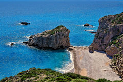 Kythera, Greece Royalty Free Stock Photography