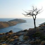 kythnos Insel lizenzfreie stockbilder
