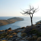 Kythnos island Royalty Free Stock Images