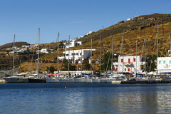 Kythnos. Royalty Free Stock Images