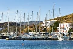 Kythnos. Royalty Free Stock Photo