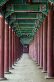 Kyung Bok Palace in Korea Stock Photography