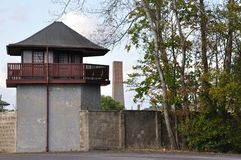 KZ Sachsenhausen Stock Photography