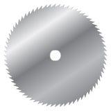 Lámina de sierra ilustración del vector