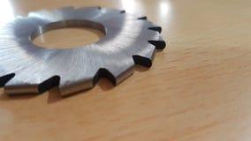 Lámina de sierra foto de archivo