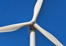 Lámina de turbina de viento. foto de archivo