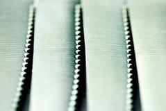 Láminas de cuchillo Foto de archivo libre de regalías