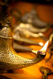 Lámpara árabe Foto de archivo libre de regalías