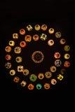 Lámpara árabe retra imágenes de archivo libres de regalías