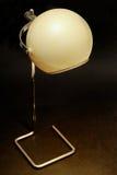 Lámpara 70s del diseño Imagenes de archivo