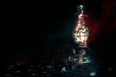 Lámpara abstracta stock de ilustración