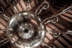 Lámpara abstracta Foto de archivo
