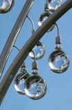 Lámpara abstracta Imágenes de archivo libres de regalías