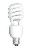 Lámpara ahorro de energía libre illustration