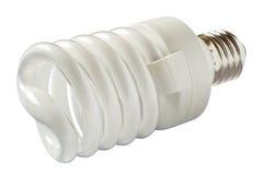 Lámpara ahorro de energía. Fotografía de archivo libre de regalías