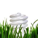 Lámpara ahorro de energía Fotografía de archivo