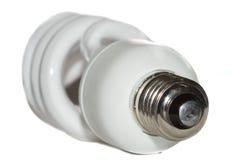 Lámpara ahorro de energía foto de archivo