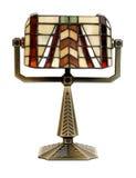 Lámpara aislada de la vela Imagen de archivo libre de regalías