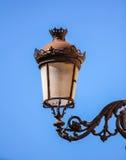 Lámpara al aire libre Foto de archivo