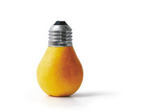 Lámpara alternativa Foto de archivo libre de regalías