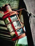 Lámpara antigua Imágenes de archivo libres de regalías