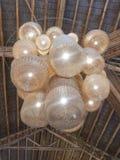 Lámpara artificial filipina en Bicutan Taguig imagen de archivo libre de regalías