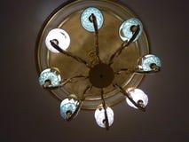Lámpara casera Fotografía de archivo