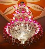 Lámpara casera de los interiores en techo Imagenes de archivo