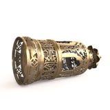 Lámpara china del opio Fotografía de archivo