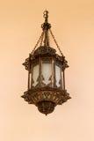 Lámpara china oxidada Fotos de archivo libres de regalías