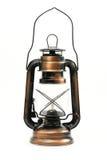 Lámpara clásica de la parafina Fotografía de archivo