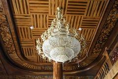 Lámpara clásica hermosa Imagen de archivo