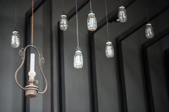 Lámpara colgante Fotos de archivo libres de regalías