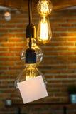 Lámpara colgante Fotografía de archivo libre de regalías