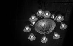 Lámpara colgante Imagen de archivo libre de regalías