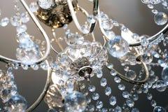 Lámpara cristalina Imagen de archivo libre de regalías
