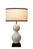 Lámpara curvada Foto de archivo libre de regalías
