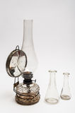 Lámpara de aceite Fotografía de archivo