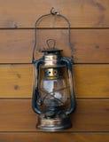 Lámpara de aceite vieja Imagen de archivo