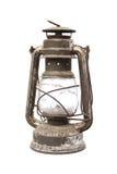 Lámpara de aceite vieja Foto de archivo libre de regalías