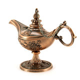 Lámpara de Aladdin Imagenes de archivo