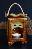 Lámpara de Aromatherapy Foto de archivo