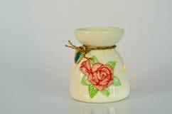 Lámpara de Aromatherapy Imágenes de archivo libres de regalías
