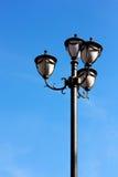 Lámpara de calle fotografía de archivo