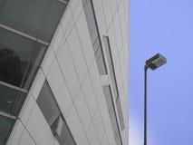 Lámpara de calle al aire libre fotografía de archivo libre de regalías